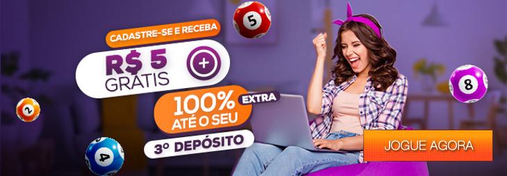 bingo online e bonus gratis sem deposito