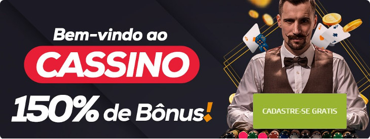 bonus para jogar cassino online