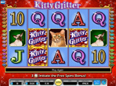 kitty glitter gratis