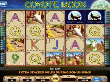 jogar Coyote Moon online