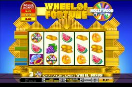 caça niquel wheel of fortune