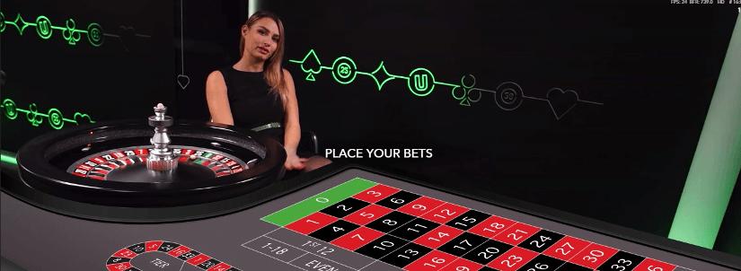 casino ao vivo com roleta online