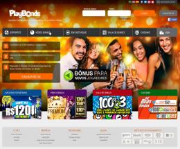 playbonds o casino online brasileiro e língua portuguesa
