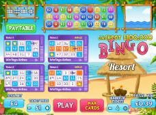 jogo bingo resort