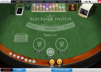 jogar Blackjack Switch