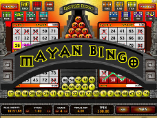 jogar mayan bingo gratis