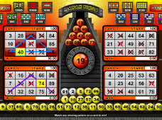 jogo de bingo online Mayan Bingo