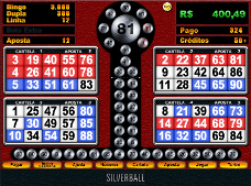 jogo de bingo online silverball