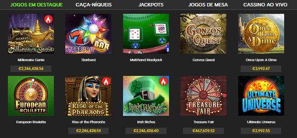 jogos de caça niqueis e cassino no 888 casino