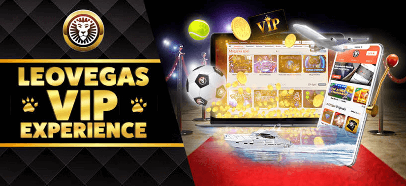 programa vip e de fidelidade da leovegas casino