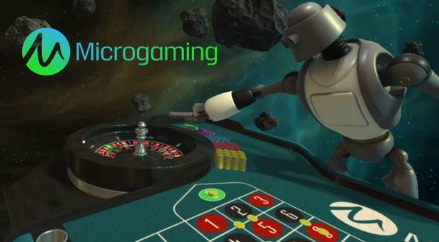 roleta online microgaming