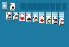 jogo de paciencia double solitaire