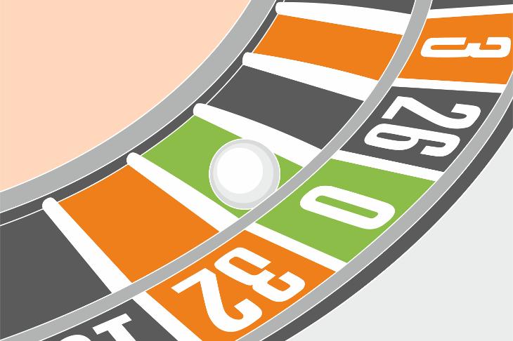jogar jogo de roleta com numero zero