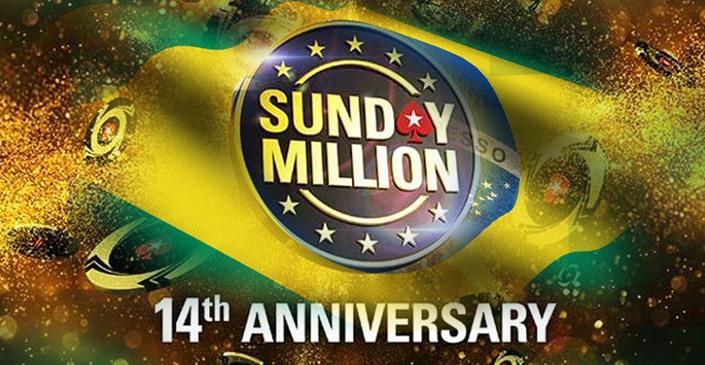 sunday million 14 anniversary