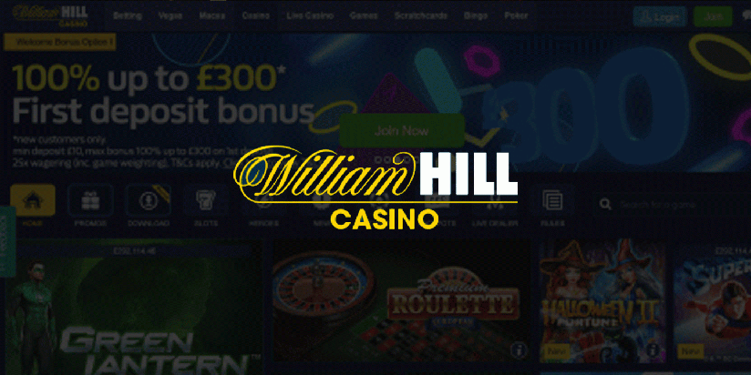 william hill casino brasil